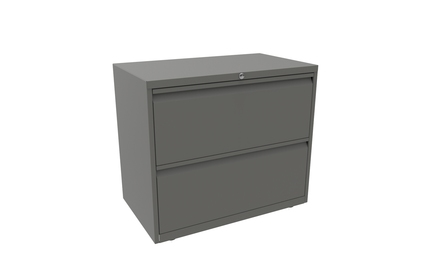 2 Drawer Bisley Essentials Drawer Unit