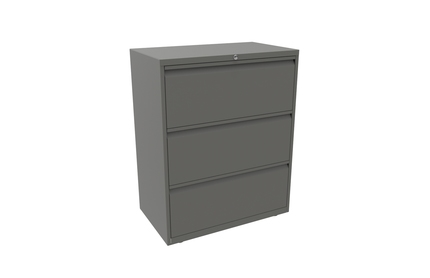 Essentials 3 Drawer Unit