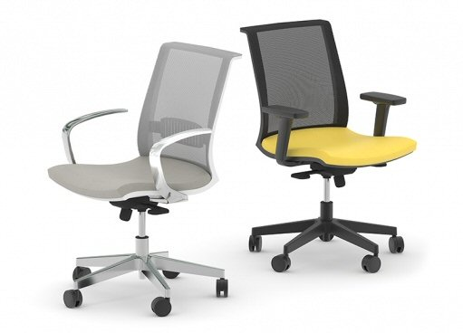 Eva Swivel Chair Types