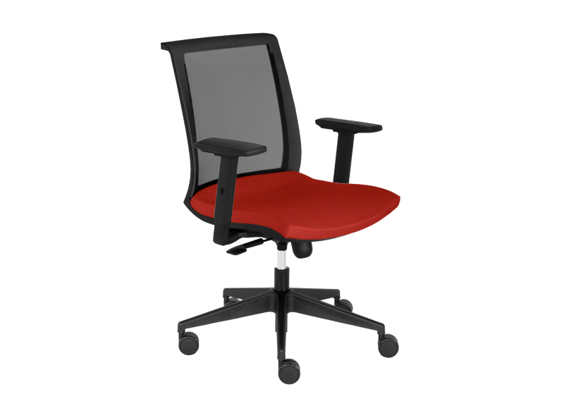 Eva Task Chair with Arms