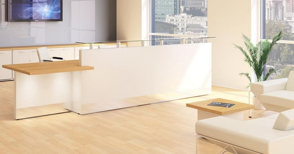 Fulcrum-Gloss-White-and-Light-Oak-Veneer-Modern-Reception-Desk