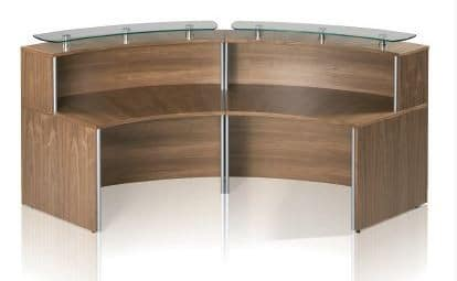 Fusion-Natural-Walnut-Curved-Reception-Desk-Back