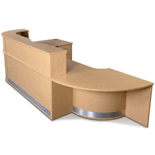 Finesse-Modular-DDA-Reception-Counter