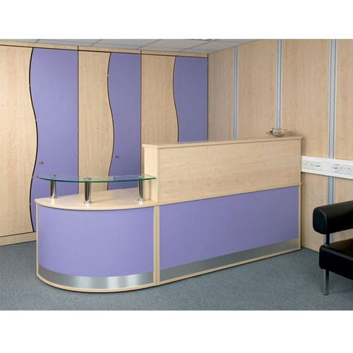 Finesse Reception Desk Special