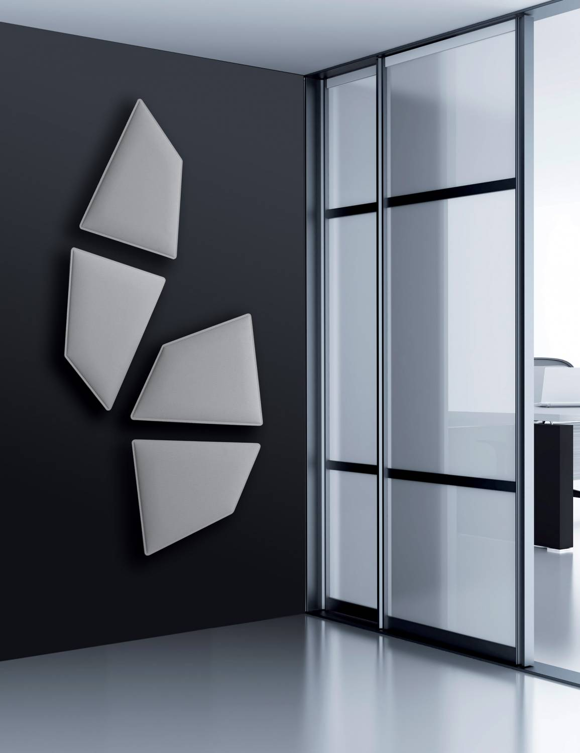 Flap-White-Modern-Wall-Mounted-Acoustic-Panels