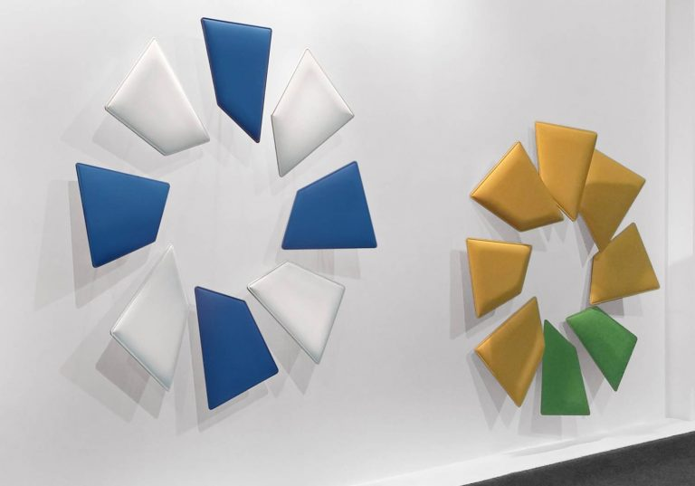 Flap Wall Mounted Acoustic Panels Modern Configuration