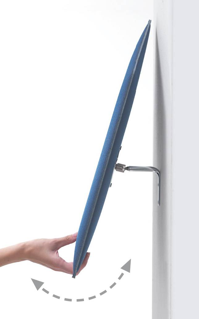 Flap-Wall-Mounted-Acoustic-Panel-Angle-Adjustment-Example