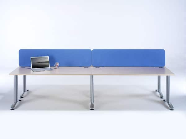 Flite-Blue-Fabric-Office-Desk-Partitions
