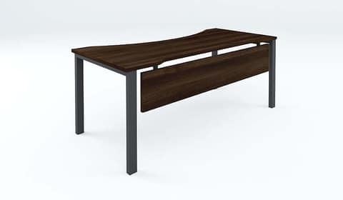 Mesa-Bench-Desks-Office-Desk-Suspended-Modesty-Panel-Dark-Walnut