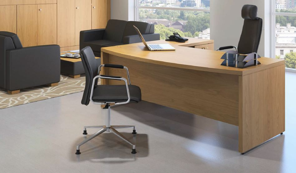 Fulcrum-CE-Bow-Fronted-Executive-Desk-with-Return
