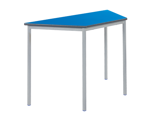 Fully Welded Trapezoidal Classroom Table