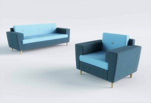 1-and-3-Seater-Office-Sofas