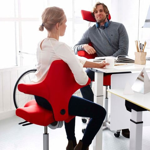 People-Sitting-In-Different-Types-of-HAG-Capisco-Office-Chair