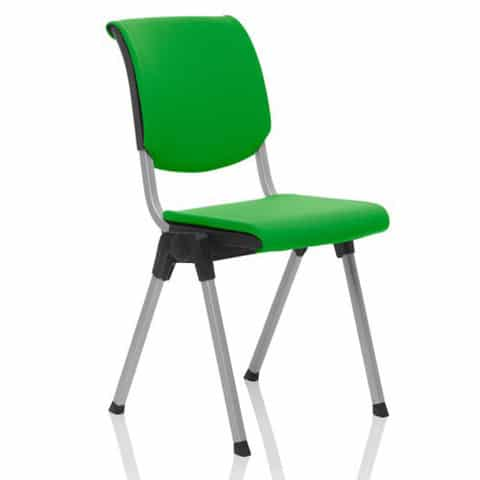 HAG-Conventio-Upholstered-Conference-Chair-Green