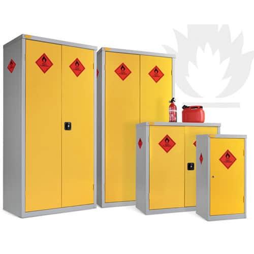 Hazardous-Materials-Storage-Cupboards-Size-Options