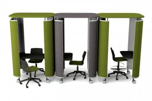InnoPod-Ocee-Mobile-Acoustic-Workpod-Example-Configurations-Group