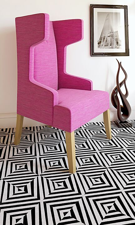 Izzey-Modern-High-Back-Winged-Reading-Chair-Pink-In-Situ