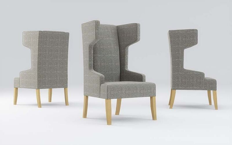 Izzey-Grey-Upholstery-Winged-High-Back-Chair-Trio