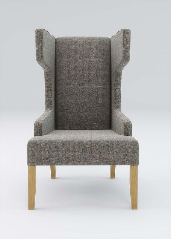 Izzey-Modern-Hihg-Back-Reading-Chair-Traditional-Upholstery-Wooden-Legs
