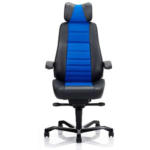 KAB Controller 24hr Control Room Chair With Headrest