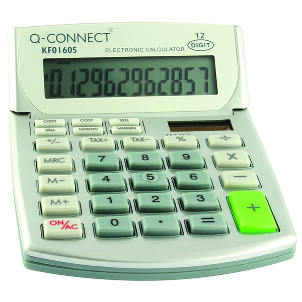 KF01605 Semi-Desktop Calculator