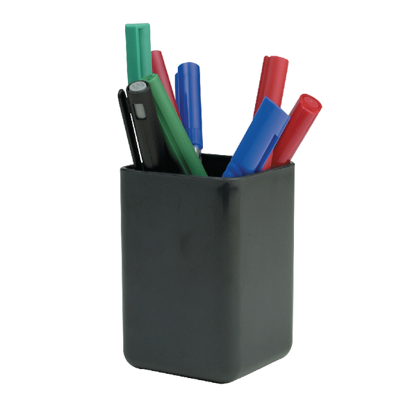 KF21696 Q-Connect Executive Pen Pot