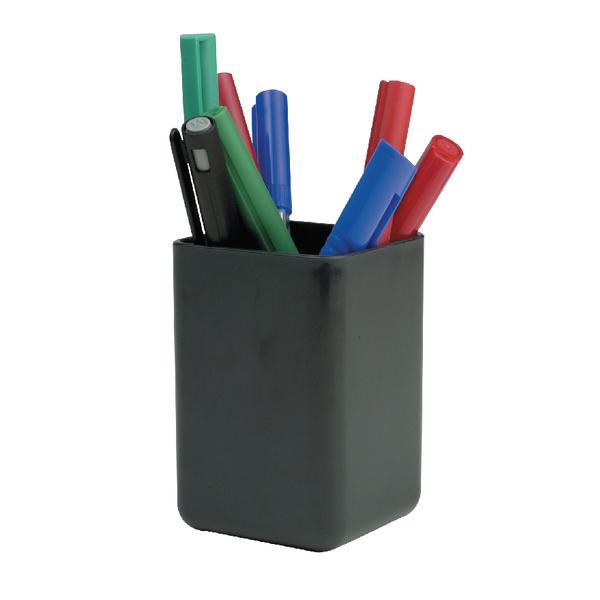 KF21696 Q-Connect Executive Pen Pot
