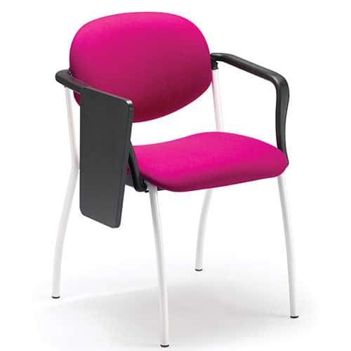 Kempton-Upholstered-Durable-Conference-Chair-Writing-Tablet