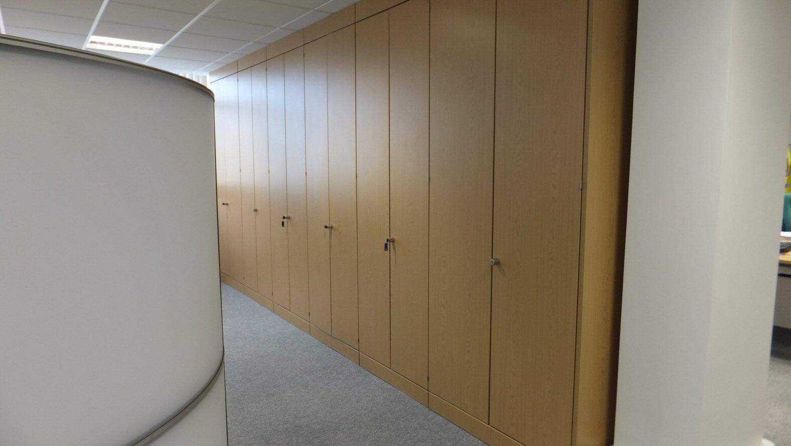 MFC Storage Wall