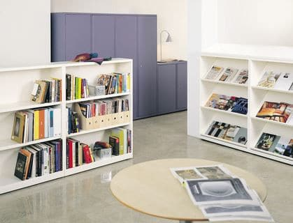 Bisley-Lateral-File-Bookcases-In-Situ