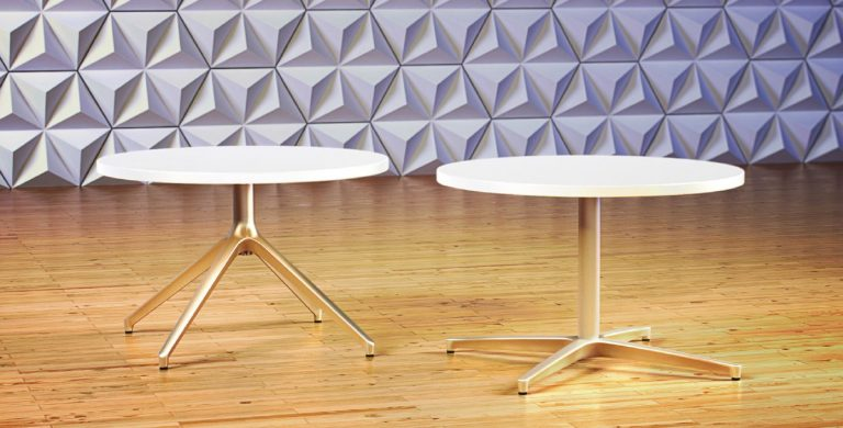 LS21 and LS22 Lifestyle Coffee Reception Tables