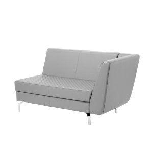 Lilo Double Seater Modular Sofa with Left Arm
