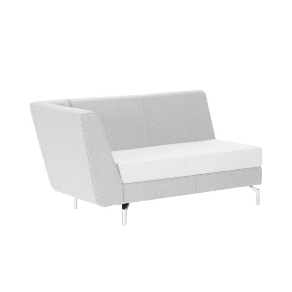 Lilo Double Seater Modular Sofa with Right Arm