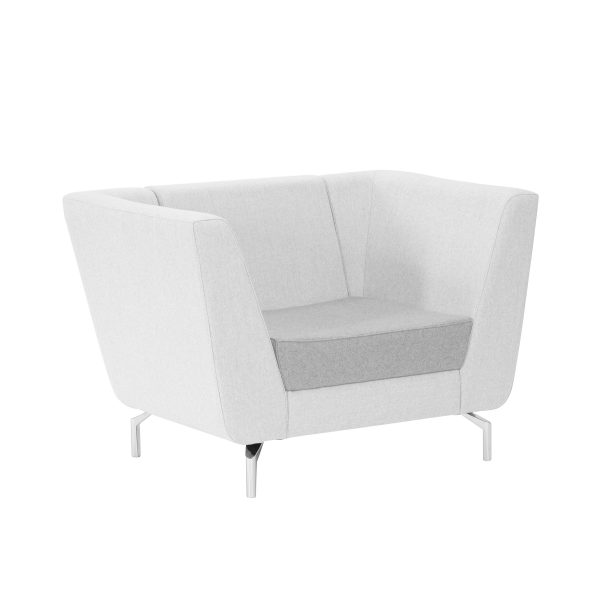 Lilo Single Seater Modular Arm Chair