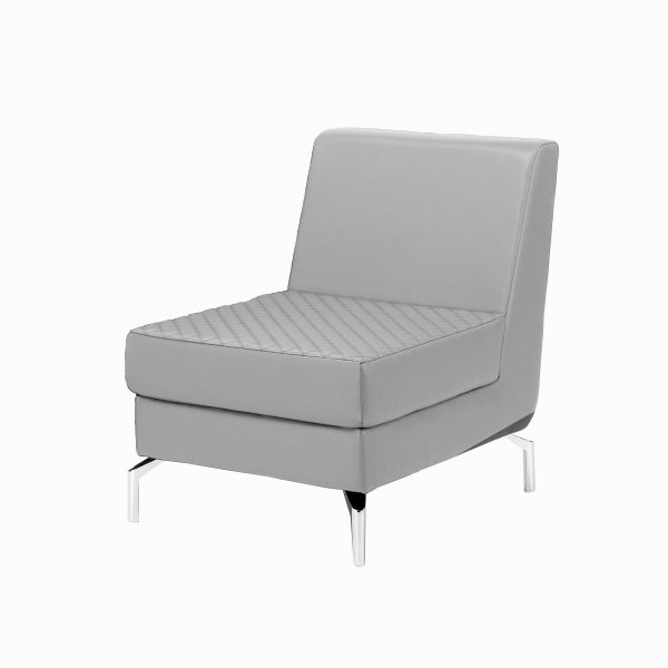 Lilo Single Seater Modular Chair Without Arms