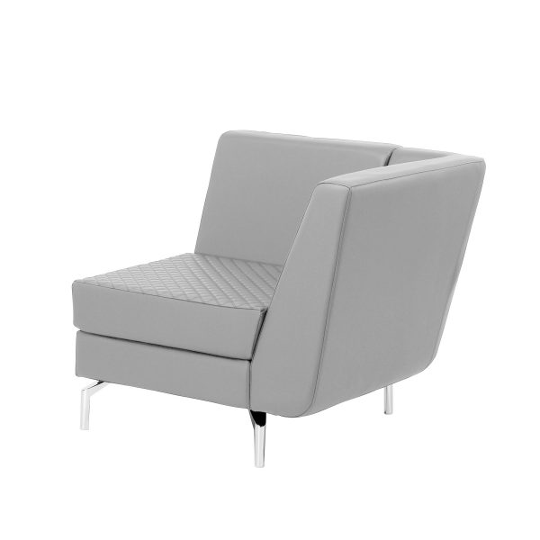 Lilo Single Seater Modular Soft Seating with Left Arm