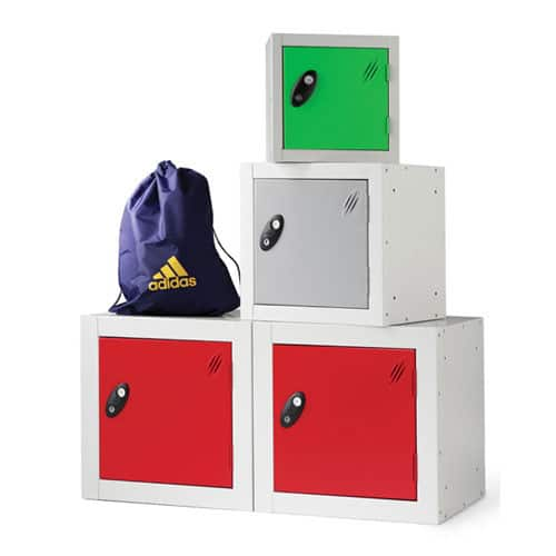 Lion Steel Cube Lockers Size Options