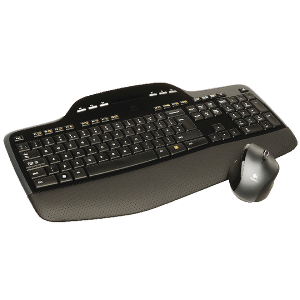 Logitech MK710 Wireless Keyboard and Mouse Set