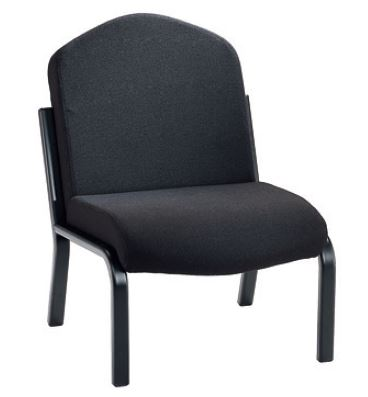 Lynstock-4-Leg-Frame-Chair-Black