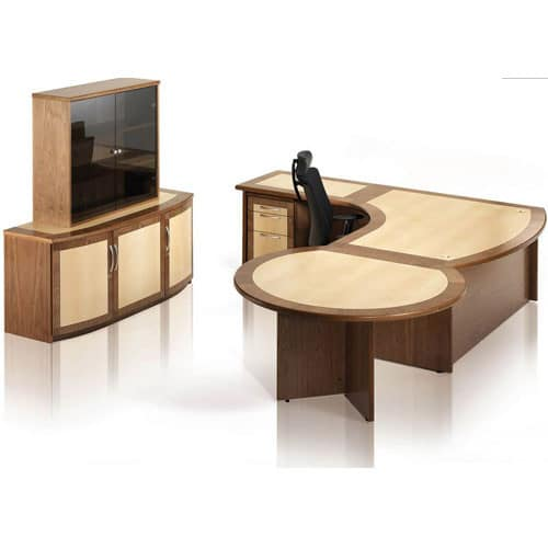 Minster-Combination-Veneer-Executive-Desk-and-Furniture-Range