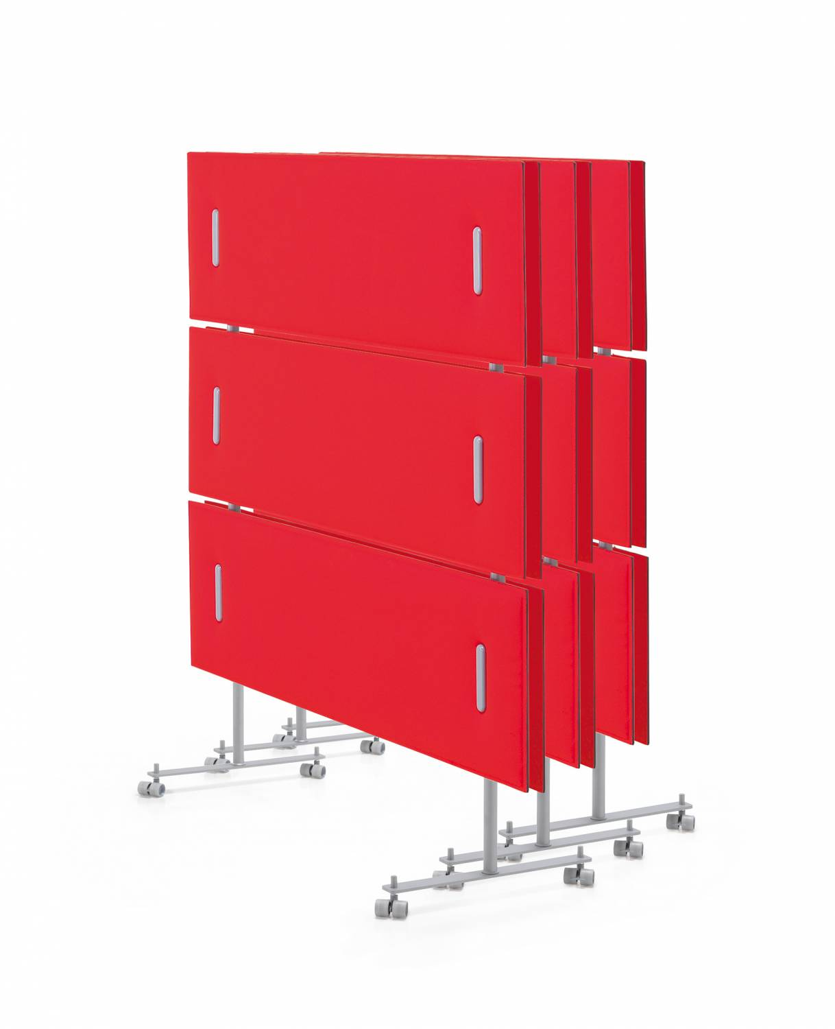 Mitesco-Dividers-Ocee-Red-Mobile-Sound-Absorbing-Privacy-Panels