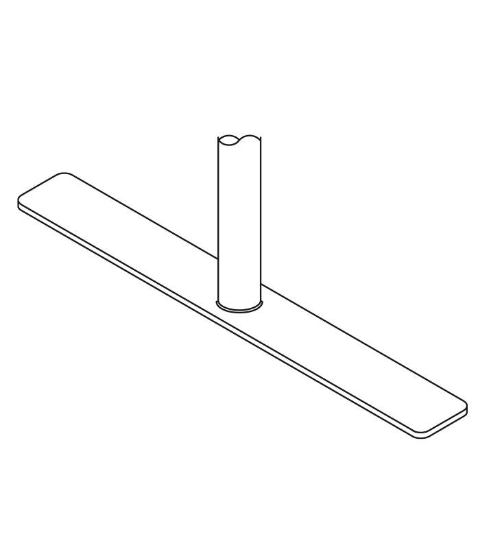 Mitesco-Dividers-Ocee-straight-Freestanding-Base-Option
