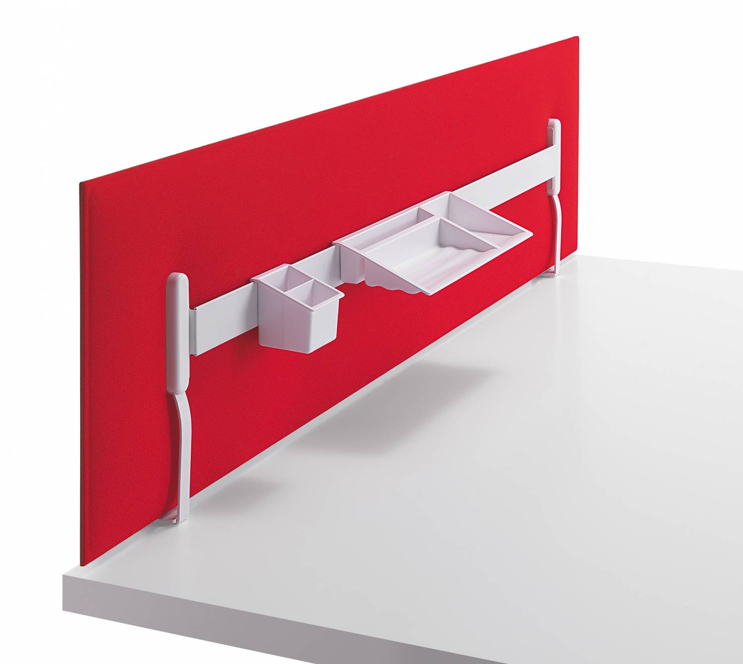 Mitesco-Worktop-Ocee-Sound-Absorbing-Desk-Screen-with-Tool-Rail