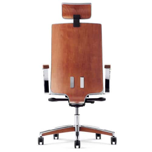 Mojito-Premium-Stylish-Leather-Executive-Chair-Wooden-Back