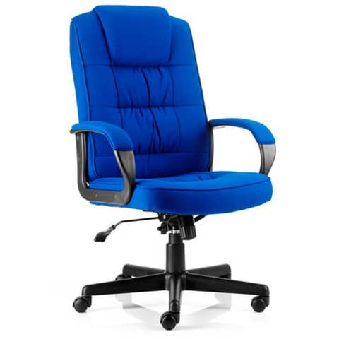 Moore-Blue-Fabric-Executive-Office-Chair-Fixed-Arms