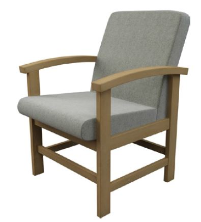 Newton-Medium-Back-with-Arms-Wooden-Frame-Reception-Chair