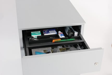 Bisley-Note-Desk-Storage-Drawers-with-Pen-Tray