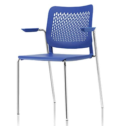 Oli-Blue-Plastic-Meeting-Room-Chair-With-Arms