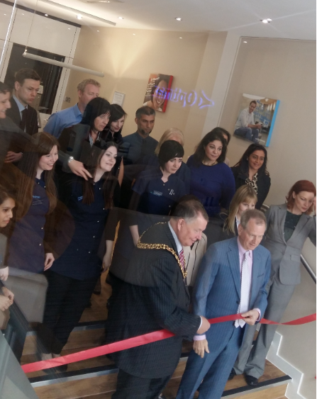 Optimax Leicester Grand Re-Opening