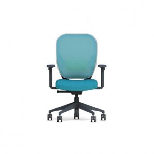 Oscar-Mesh-Back-Office-Chair-Blue-without-Headrest